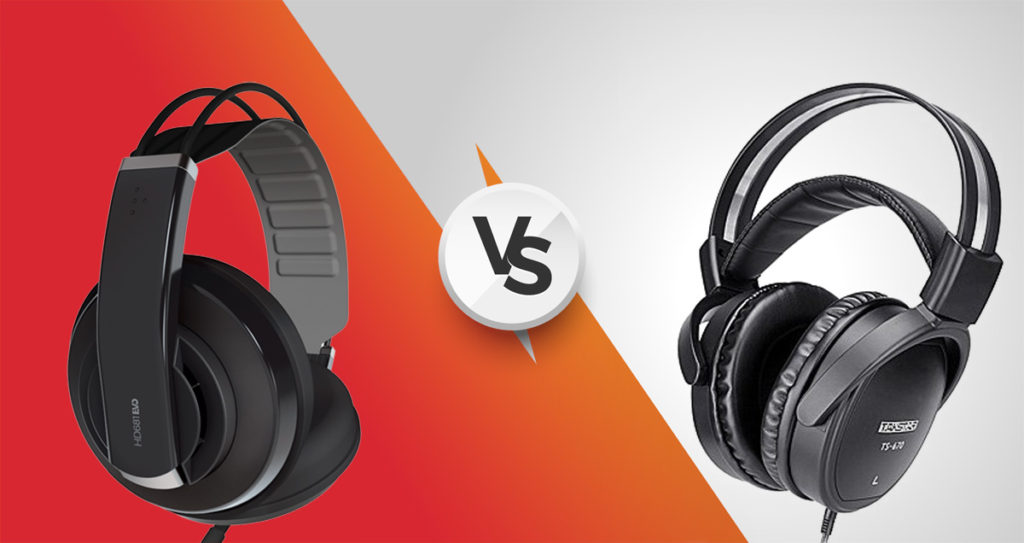 Takstar TS 670 vs Superlux HD681 EVO